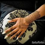 Фото Мехенди на запястье от 12.09.2018 №106 - Mehendi on the wrist - tatufoto.com