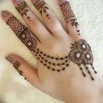 Фото Мехенди на запястье от 12.09.2018 №107 - Mehendi on the wrist - tatufoto.com