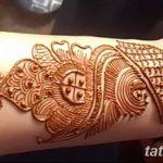 Фото Мехенди на запястье от 12.09.2018 №109 - Mehendi on the wrist - tatufoto.com