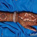 Фото Роспись мехенди (рисунки хной) от 11.09.2018 №161 - Painting mehendi - tatufoto.com