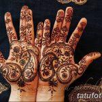 Фото Роспись мехенди (рисунки хной) от 11.09.2018 №179 - Painting mehendi - tatufoto.com
