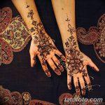 Фото Роспись мехенди (рисунки хной) от 11.09.2018 №182 - Painting mehendi - tatufoto.com