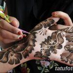 Фото Роспись мехенди (рисунки хной) от 11.09.2018 №248 - Painting mehendi - tatufoto.com