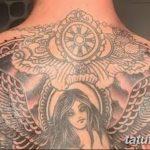 Фото Тату Адама Левина от 21.09.2018 №029 - Adam Levine tattoo - tatufoto.com