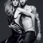 Фото Тату Адама Левина от 21.09.2018 №037 - Adam Levine tattoo - tatufoto.com