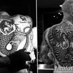 Фото Тату Адама Левина от 21.09.2018 №053 - Adam Levine tattoo - tatufoto.com