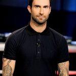 Фото Тату Адама Левина от 21.09.2018 №078 - Adam Levine tattoo - tatufoto.com