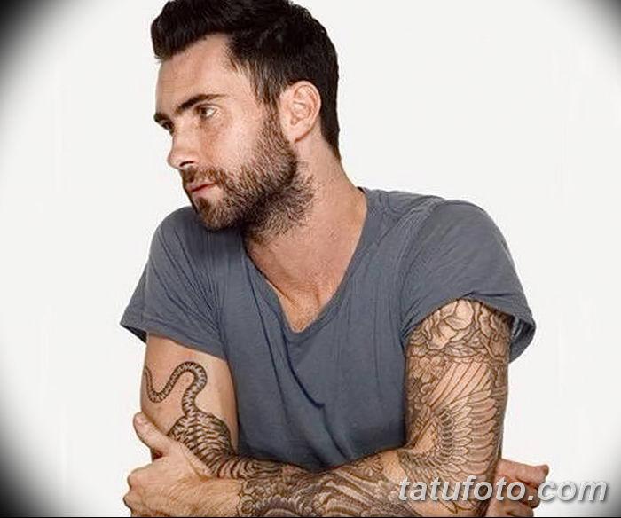 adam levine tattoos - 600×600
