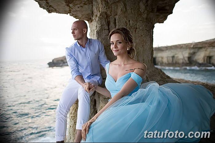 Фото Тату Александры Воробьевой от 15.09.2018 №005 - Alexandra Vorobye - tatufoto.com