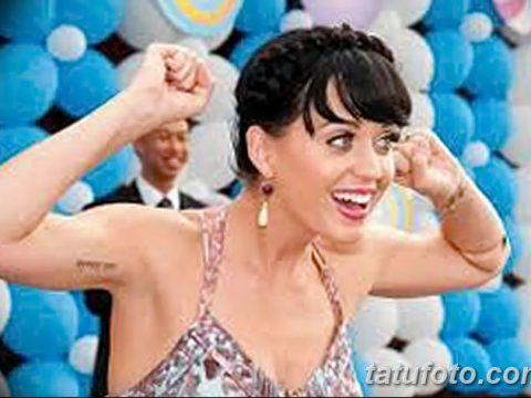 Фото Тату Кэти Перри от 12.09.2018 №010 - Katy Perry Tattoos - tatufoto.com