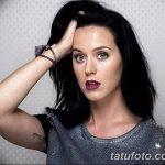 Фото Тату Кэти Перри от 12.09.2018 №019 - Katy Perry Tattoos - tatufoto.com