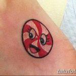 Фото Тату Кэти Перри от 12.09.2018 №040 - Katy Perry Tattoos - tatufoto.com
