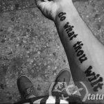 Фото Тату Оксимирона от 18.09.2018 №024 - Oxyimiron Tattoo - tatufoto.com