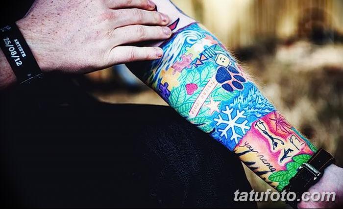 Фото Тату Эда Ширана от 15.09.2018 №022 - Ed Shiran Tattoos - tatufoto.com