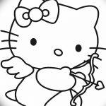 Фото Эскиз тату купидон от 11.09.2018 №099 - Sketch of tattoo cupid - tatufoto.com