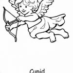 Фото Эскиз тату купидон от 11.09.2018 №116 - Sketch of tattoo cupid - tatufoto.com