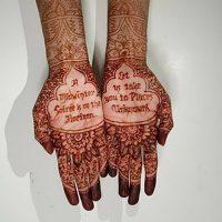 Мехенди надписи (рисунки хной)