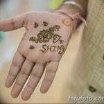 Фото мехенди надписи от 14.09.2018 №021 - mehendi inscriptions - tatufoto.com