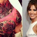 Фото сексуальные татуировки от 15.09.2018 №006 - sexy tattoos - tatufoto.com