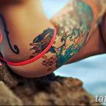 Фото сексуальные татуировки от 15.09.2018 №016 - sexy tattoos - tatufoto.com