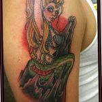 Фото сексуальные татуировки от 15.09.2018 №040 - sexy tattoos - tatufoto.com