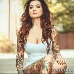 Фото сексуальные татуировки от 15.09.2018 №042 - sexy tattoos - tatufoto.com