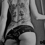 Фото сексуальные татуировки от 15.09.2018 №190 - sexy tattoos - tatufoto.com