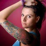 Фото сексуальные татуировки от 15.09.2018 №241 - sexy tattoos - tatufoto.com
