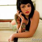 Фото сексуальные татуировки от 15.09.2018 №314 - sexy tattoos - tatufoto.com