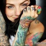 Фото сексуальные татуировки от 15.09.2018 №316 - sexy tattoos - tatufoto.com
