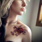 Фото сексуальные татуировки от 15.09.2018 №345 - sexy tattoos - tatufoto.com