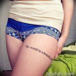 Фото сексуальные татуировки от 15.09.2018 №379 - sexy tattoos - tatufoto.com