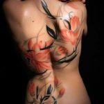Фото сексуальные татуировки от 15.09.2018 №413 - sexy tattoos - tatufoto.com