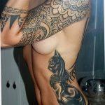 Фото сексуальные татуировки от 15.09.2018 №416 - sexy tattoos - tatufoto.com