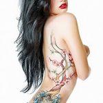 Фото сексуальные татуировки от 15.09.2018 №418 - sexy tattoos - tatufoto.com