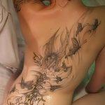 Фото сексуальные татуировки от 15.09.2018 №425 - sexy tattoos - tatufoto.com