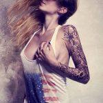 Фото сексуальные татуировки от 15.09.2018 №426 - sexy tattoos - tatufoto.com