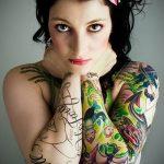 Фото сексуальные татуировки от 15.09.2018 №427 - sexy tattoos - tatufoto.com