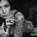 Фото сексуальные татуировки от 15.09.2018 №430 - sexy tattoos - tatufoto.com