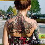 Фото сексуальные татуировки от 15.09.2018 №511 - sexy tattoos - tatufoto.com
