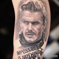 Значение татуировок на теле Дэвида Бекхэма