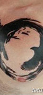 Фото тату ворон от 15.09.2018 №189 – raven tattoos – tatufoto.com
