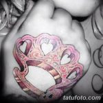 cute brass knuckles tattoo designs Idea Images New Brass Knuckle