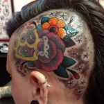 Фото тату кастет от 11.09.2018 №136 - tattoo brass knuckles - tatufoto.com