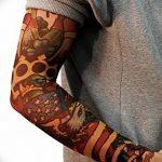 Фото тату кастет от 11.09.2018 №171 - tattoo brass knuckles - tatufoto.com