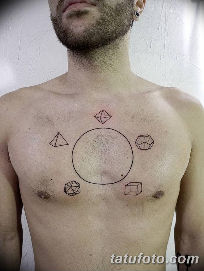 Фото тату квадрат от 15.09.2018 №023 - Square Tattoo - tatufoto.com