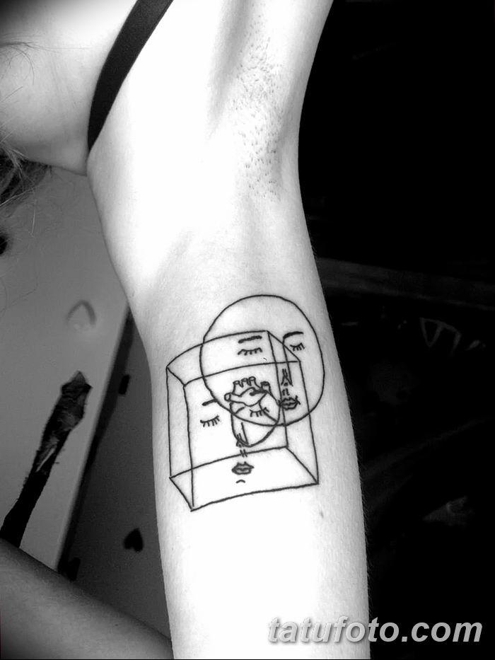 bicep tattoos circle Amber Zuniga Tattoos Pinterest