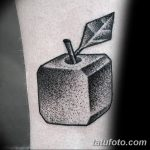 Фото тату квадрат от 15.09.2018 №048 - Square Tattoo - tatufoto.com