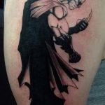 Фото тату комиксы супергерои от 03.09.2018 №001 - tattoos comics superher - tatufoto.com