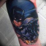 Фото тату комиксы супергерои от 03.09.2018 №009 - tattoos comics superher - tatufoto.com